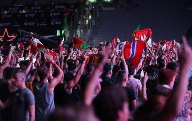 Ultra Europe Festival (Foto: Borna Filic/PIXSELL)