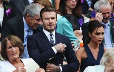 Victoria, David Beckham (Foto: Getty Images)
