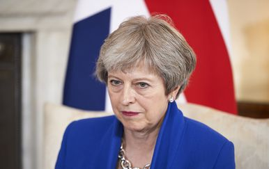 Theresa May (Foto: AFP)