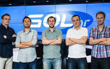 Redakcija GOL.hr-a (Foto: dnevnik.hr)