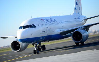 Zrakoplov Croatia Airlinesa (Foto: Arhiva/Marko Prpic/PIXSELL)