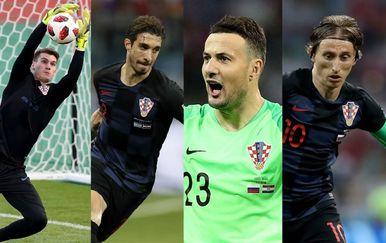 Zadarska četvorka piše povijest reprezentacije (Foto: Dnevnik.hr) - 1