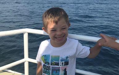 Nestali dječak (Foto: PU sibensko-kninska)