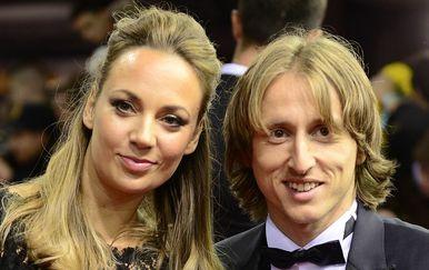 Vanja i Luka Modrić