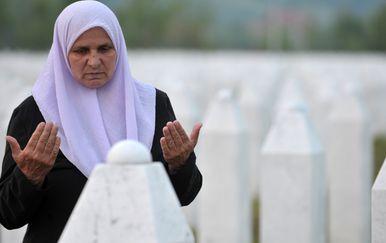Hatidža Mehmedović (Foto: Arhiva/AFP)