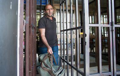 Kurdski izbjeglica Nurettin Oral nakon 365 dana u zatvoru pušten na slobodu (Foto: Davor Javorovic/PIXSELL)