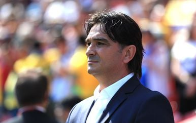 Zlatko Dalić (Foto: Mike Egerton/Press Association/PIXSELL)