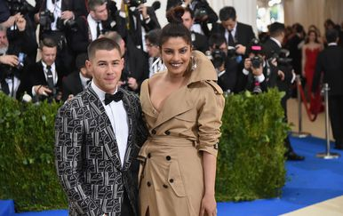 Nick Jonas i Priyanka Chopra (Foto: Getty Images)