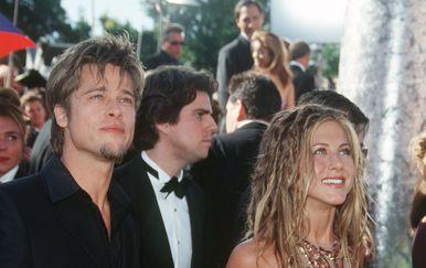 Brad Pitt Jennifer Aniston (Foto: Hubert Boesl/DPA/PIXSELL)