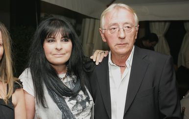Oliver i Vesna Dragojević (Foto: Miranda Cikotić/PIXSELL)