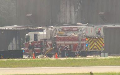 U Teksasu pao avion (Screenshot: AP)2