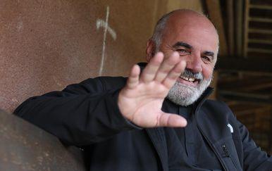 Pater Ike Mandurić (Foto: Boris Scitar/Vecernji list/PIXSELL)