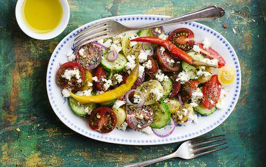 Salate su idealan ljetni ručak