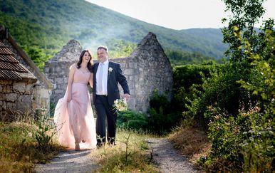 Siniša Ružić vjenčanje (Foto: Mijo Zidar photography)