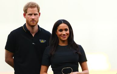 Princ William, Meghan Markle (Foto: Getty Images)