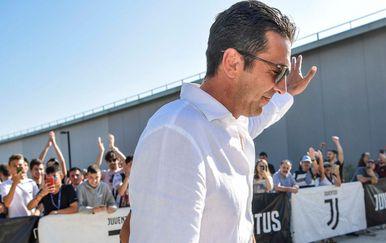 Gianluigi Buffon vratio se u Juventus (Foto: Juventus Twitter)