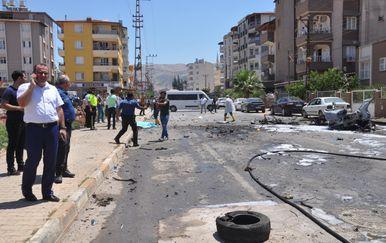 Eksplozija u Turskoj (Foto: AFP)