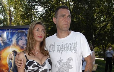 Vinnie i Tanya Jones (Foto: Getty)