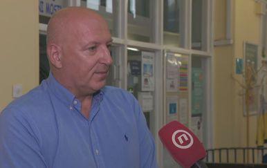 Goran Roić, ravnatelj Klaićeve bolnice (Foto: Dnevnik.hr)