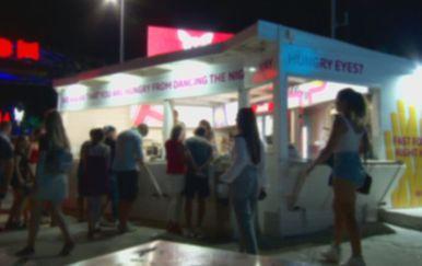 Restoran brze hrane na Zrću (Foto: Dnevnik.hr)