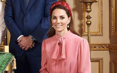 Catherine Middleton odala je počast princezi Diani