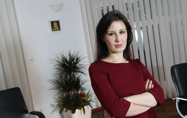 Dalija Orešković (Foto: Boris Scitar/Vecernji list/PIXSELL)