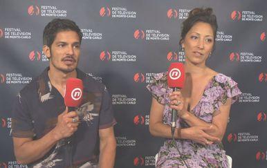 Christina Chang i Neil Melendez (Foto: IN Magazin)