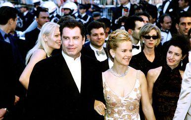 John Travolta, Kelly Preston (Foto: Profimedia)