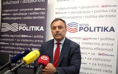 Vlaho Orepić najavio kandidaturu (Foto: Goran Stanzl/Pixsell) - 4