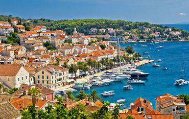 Otok Hvar, Hrvatska