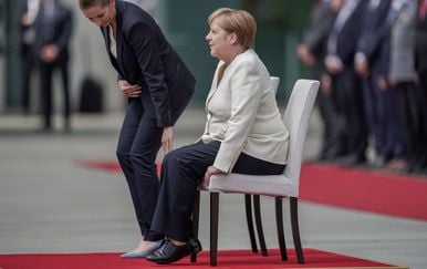 Angela Merkel (Foto: DPA/PIXSELL)