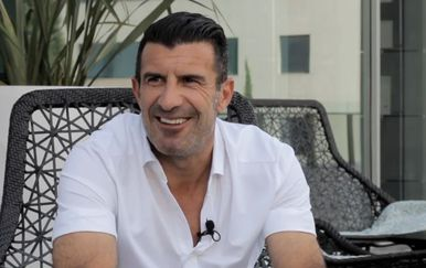 Luis Figo za IN magazin i GOL.hr