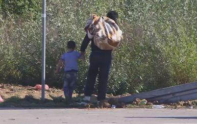 Migranti, ilustracija (Foto: Dnevnik.hr)