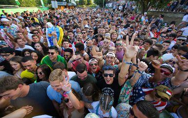 Počeo Festival Ultra Europe 2019 (Borna Filic/PIXSELL)