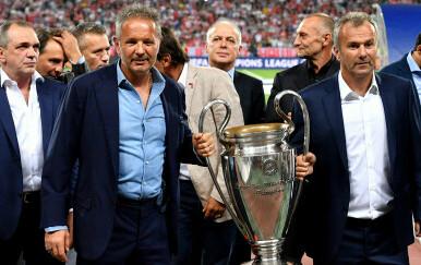 Siniša Mihajlović i Dejan Savičević (Foto: AFP)