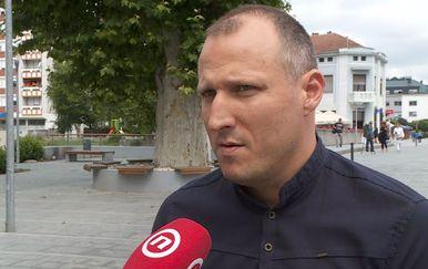 Srđan Milaković, zamjenik gradonačelnika reda srpske zajednice (Foto: Dnevnik.hr)