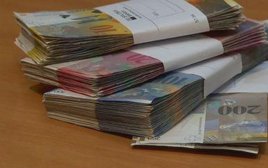 Švicarski franak (Foto: Dnevnik.hr)