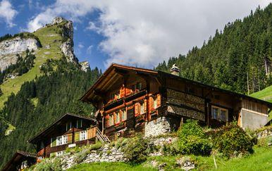 Gimmelwald, Švicarska - 5
