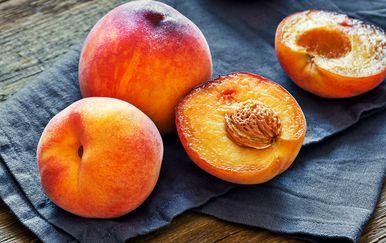 Breskve su fino ljetno voće