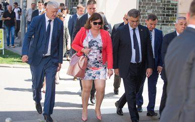 Gabrijela Žalac u Slavoniji (Foto: Davor Javorović/Pixsell)