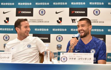 Frank Lampard i Mateo Kovačić (Foto: AFP)