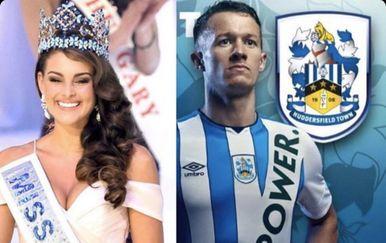 Novi dresovi Huddersfielda (Twitter)