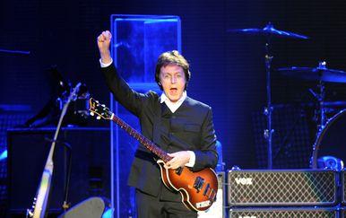 Paul McCartney (Foto: Pixsell)