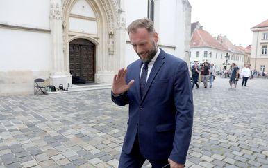 Novi ministar državne imovine (Foto:Patrik Macek/Pixsell) - 2