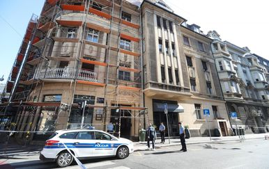 Snažna eksplozija zatresla Zagreb, jedna osoba poginula (Foto: Robert Anic/PIXSELL) - 3