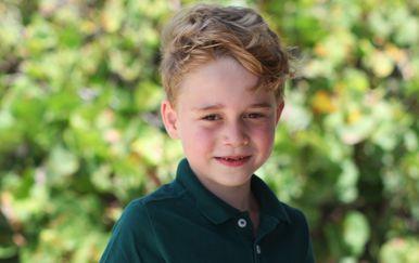 Princ George slavi šesti rođendan - 2