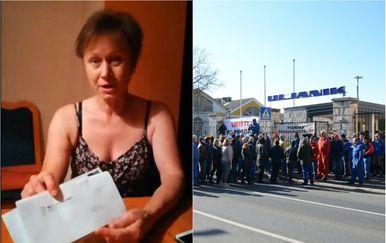 Uljanikovci dobivaju obavijesti o dugovanju (Foto: Dnevnik.hr/Pixsell,Dusko Marusic)