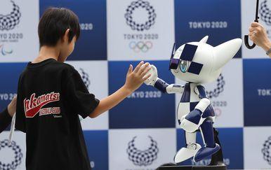 Predstavljanje maskote Olimpijskih igara u Tokiju 2020.
