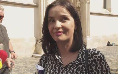 Ministrica poljoprivrede Marija Vučković (Foto: Dnevnik.hr)