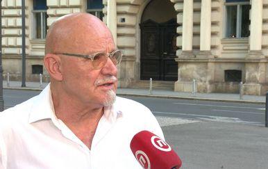 Odvjetnik Branko Šerić (Foto: Dnevnik.hr)